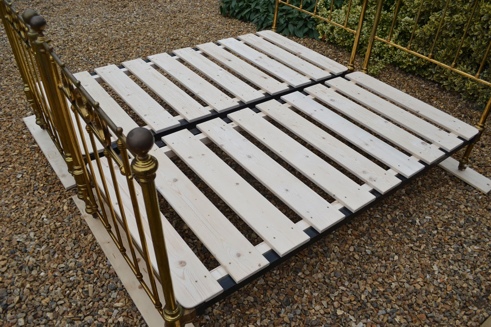 Antique Iron Bed Frame Parts : Coast to country antique victorian brass and iron